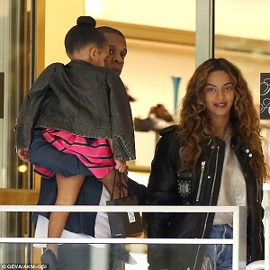 Blue Ivy's Art Auction Spending Spree