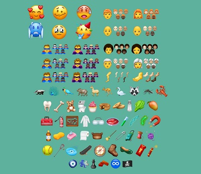 157 New Emojis coming to Android and iOS