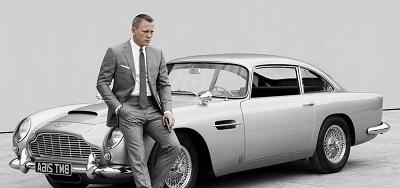 Top 5 Coolest James Bond Cars