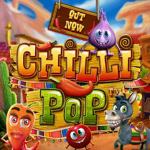 BetSoft Releases ChilliPop Video Slot