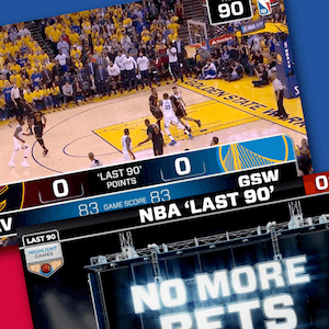 NBA To Launch Virtual Betting Game