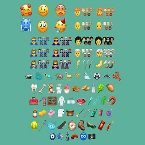 All the new emojis