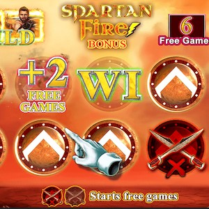 Lightning Box Thrills With Spartan Fire Slot