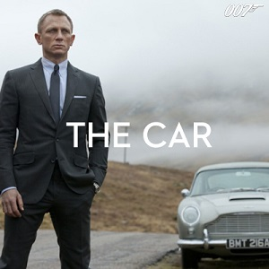Top 5 Coolest James Bond Cars